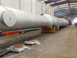 Autoclaves for Kirishy Oil refinery